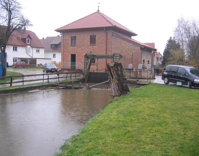 Sanierung eines Wasserwerkes