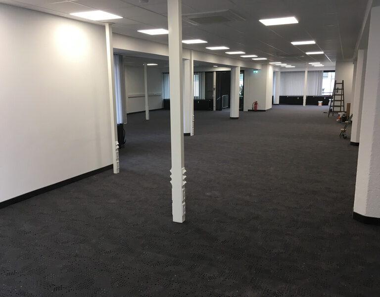 Sanierung einer Büroetage