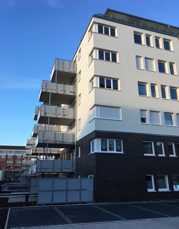 Neubau Gutenbergquartier in Laatzen